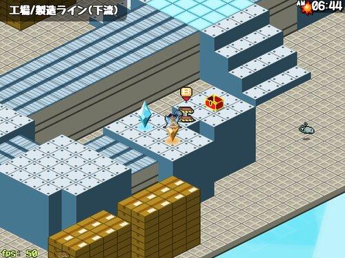 三妖精のぴょこぴょこ討伐大作戦!【体験版】 Game Screen Shot4