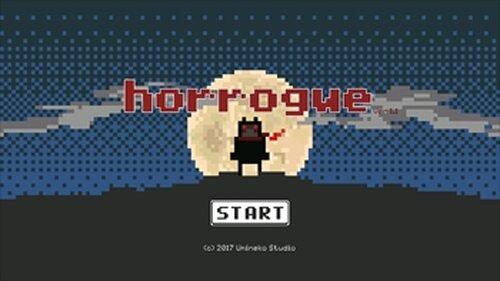 horrogue Game Screen Shot2