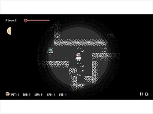 horrogue Game Screen Shots