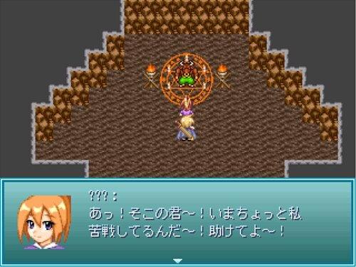 ダンジョンアタッカー Game Screen Shot