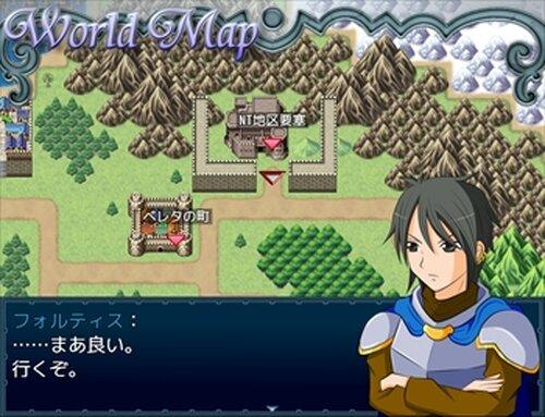 ソルシエール年代記 ~騎士と魔道士編~ Game Screen Shot3