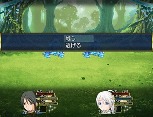 ソルシエール年代記 ~騎士と魔道士編~ Game Screen Shot4