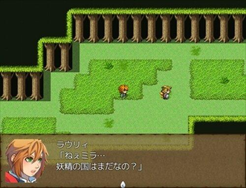 妖精と泥棒とラウリィ Game Screen Shot3