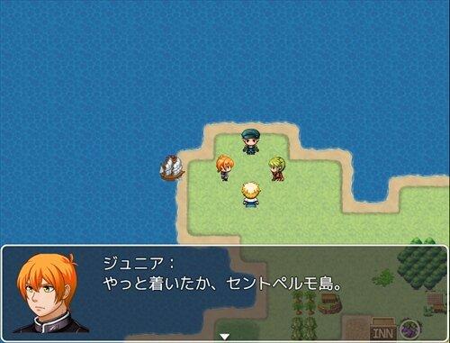 失った水平線 Game Screen Shot1