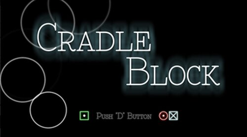 Cradle Block(クレードルブロック) Game Screen Shot2