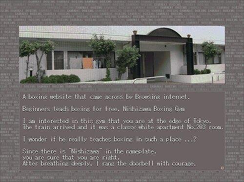 SAMURAI BOXING Game Screen Shot3