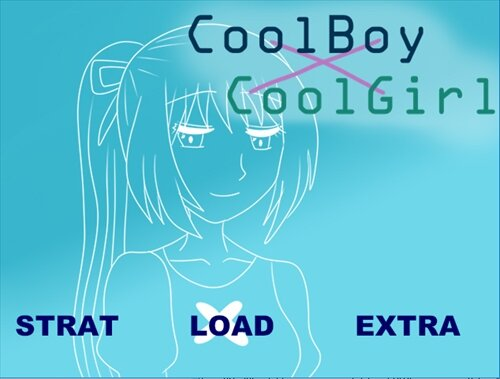 CoolBoy×CoolGirl Game Screen Shot1