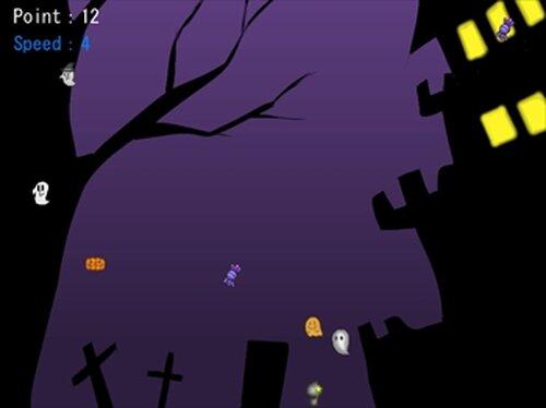 ロボネコのハロウィン Game Screen Shot3