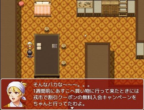 ニナと鍵守の勇者~白緑双糸~ Game Screen Shot1