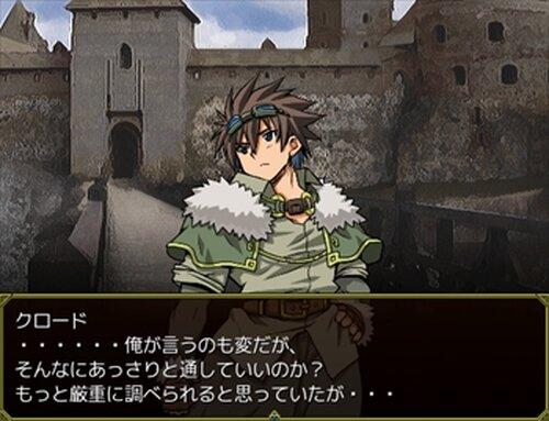 釣り師クロードの冒険 Game Screen Shot2