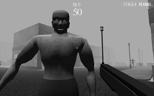ZOMBIE TOWN Game Screen Shot