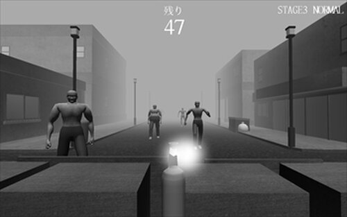 ZOMBIE TOWN Game Screen Shot4