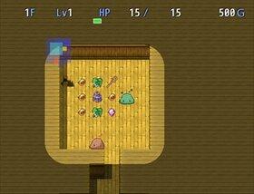 スライムの不思議なダンジョン Game Screen Shot3