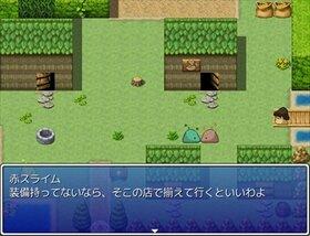 スライムの不思議なダンジョン Game Screen Shot4