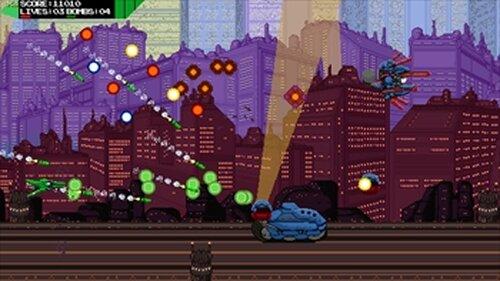 Devil Engine Game Screen Shot4