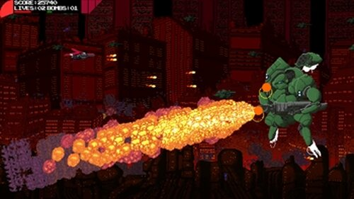 Devil Engine Game Screen Shot5