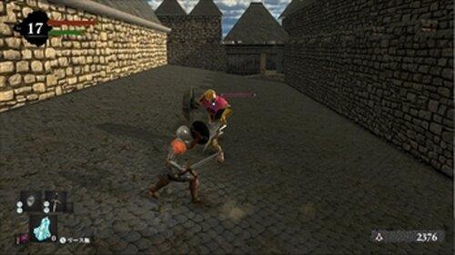 NOSE ver3 Game Screen Shot5