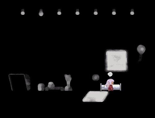 クロはにじいろ Game Screen Shot1