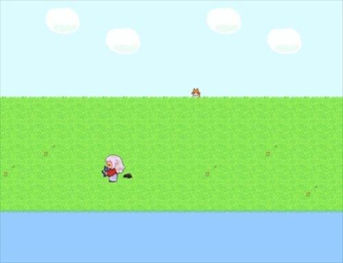 クロはにじいろ Game Screen Shot2