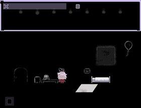 クロはにじいろ Game Screen Shot3