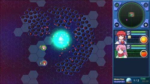 Transer & Buster 体験版 Game Screen Shot2