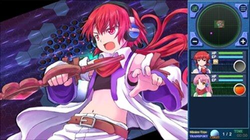 Transer & Buster 体験版 Game Screen Shot3
