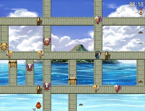 黒き孤狼~アッシュの魔物討伐記~ Game Screen Shot3