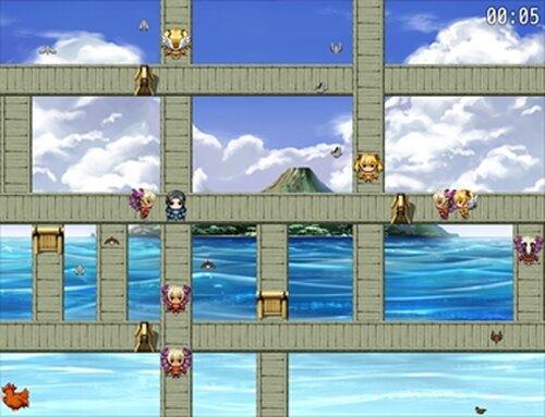 黒き孤狼~アッシュの魔物討伐記~ Game Screen Shots
