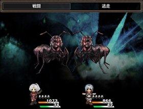 理なき絶園で二人は Game Screen Shot4