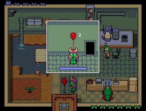 魔王とねこづくり Game Screen Shot5