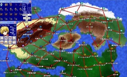 ファーレントゥーガ 宗狂戦争 Game Screen Shot2