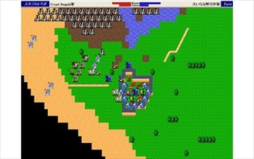 ファーレントゥーガ 宗狂戦争 Game Screen Shot3
