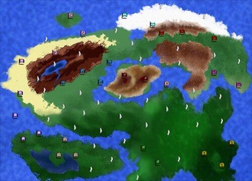 ファーレントゥーガ 宗狂戦争 Game Screen Shots