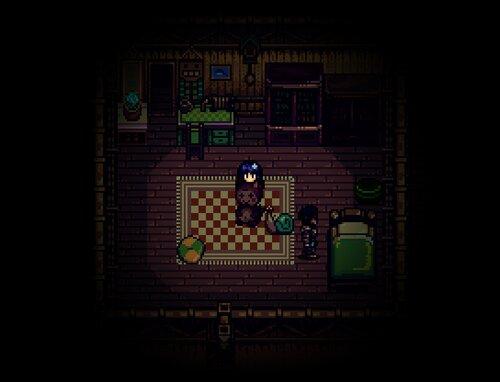 【スマホ対応】少女怪物青い花 (ver.1.12) Game Screen Shot