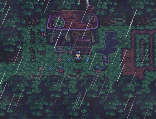 【スマホ対応】少女怪物青い花 (ver.1.13) Game Screen Shot2