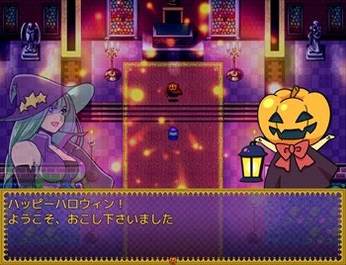 かぼちゃおばけのキャンディポット Game Screen Shot5