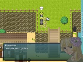 Wanderer of Yelekedis - English ver. Game Screen Shot3