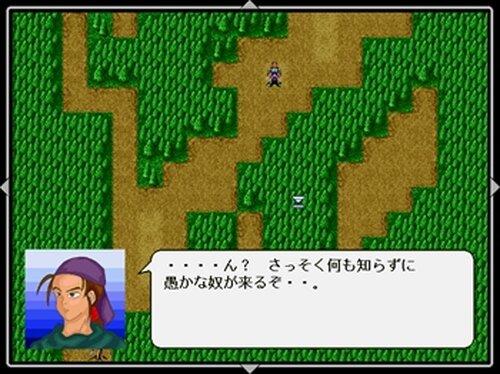 盗賊レインの英雄伝 Game Screen Shot2