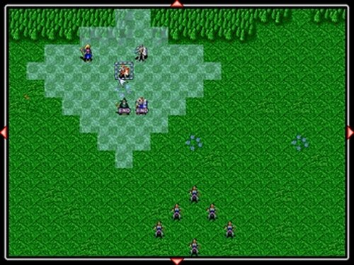 盗賊レインの英雄伝 Game Screen Shot5