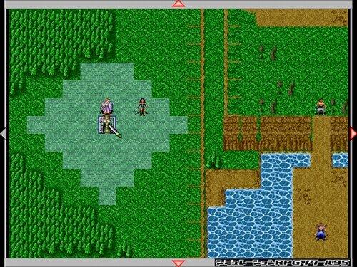RAIN2_元盗賊レインの英雄伝 Game Screen Shot1
