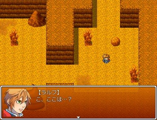 うんこの世界 Game Screen Shot1