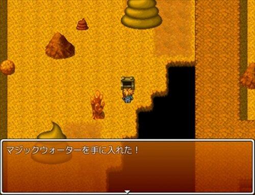 うんこの世界 Game Screen Shot5