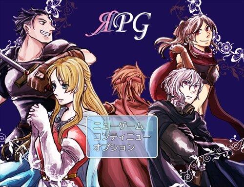 ЯPG Game Screen Shot1