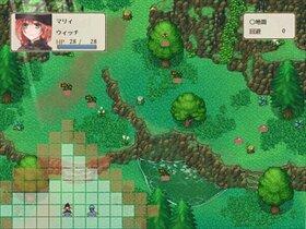 マリィと賢者の森 Game Screen Shot3