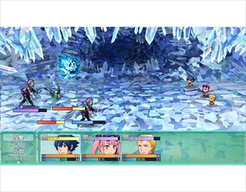 夢幻探求INNOCENT×DREAM Game Screen Shots