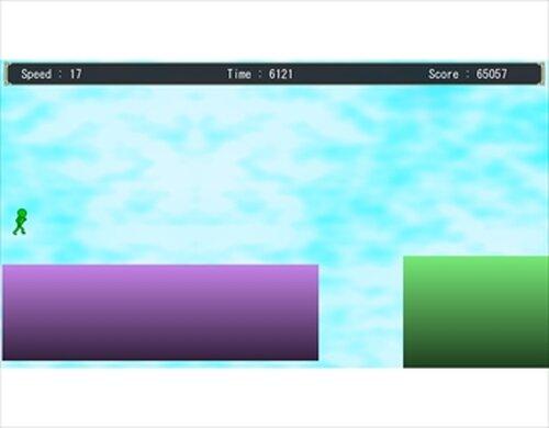 GreenRunningMan Game Screen Shots