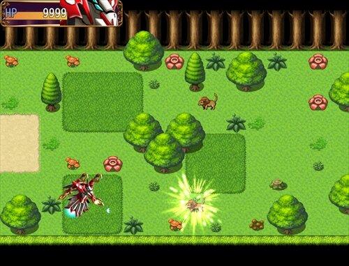 ふつうのRPG-2(マイナス2) Game Screen Shot1