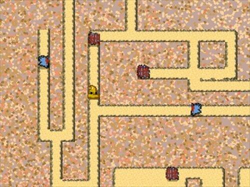 走るUNCOW Game Screen Shot3