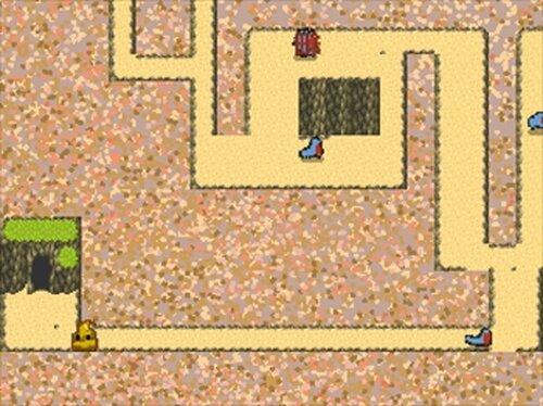 走るUNCOW Game Screen Shot4