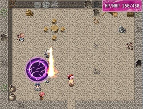 魔法少女辞めてもいいですか? Game Screen Shot5